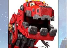Puzzle cu Dinotrux