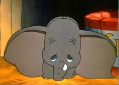 Puzzle cu Dumbo Plangand