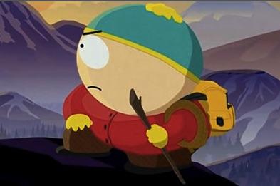 Puzzle cu Eric Cartman