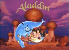Puzzle cu Familia lui Aladdin
