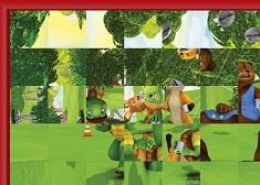 Puzzle cu Franklin si Prietenii…