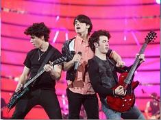 Puzzle cu Fratii Jonas in Concert