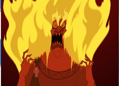 Puzzle cu Hades Furios