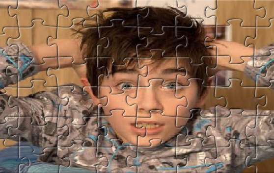 Puzzle cu Hank Zipzer 2