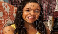 Puzzle cu Harly Diaz