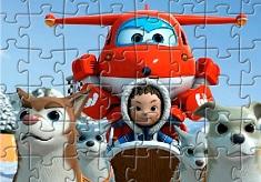 Puzzle cu Jett
