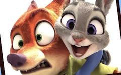 Puzzle cu Judy si Nick