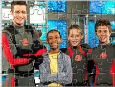 Puzzle cu Lab Rats