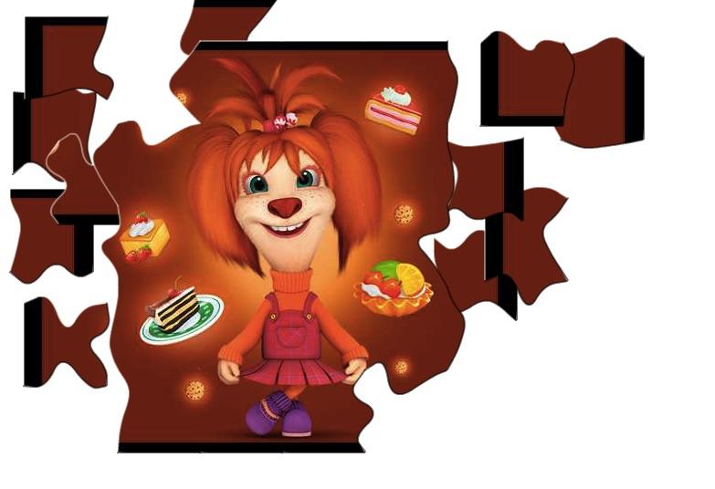 Puzzle cu Lisa