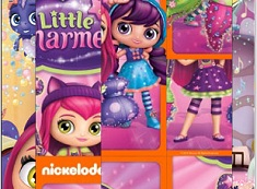 Puzzle cu Little Charmers