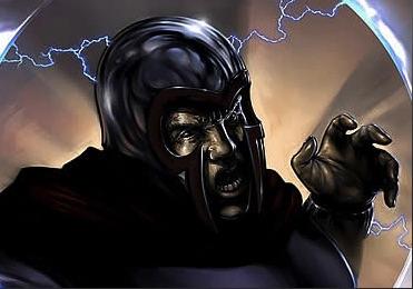 Puzzle cu Magneto