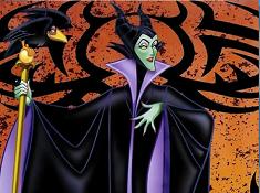 Puzzle cu Maleficent