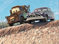Puzzle cu Mater si Doc