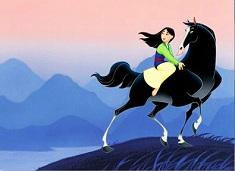 Puzzle cu Mulan la Calarie