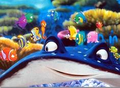 Puzzle cu Nemo la Scoala