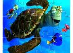 Puzzle cu Nemo si Prietenii lui