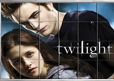 Puzzle cu Personaje Twilight
