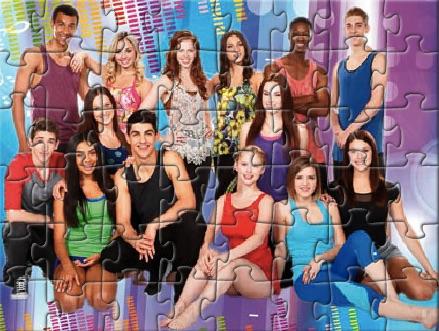Puzzle cu Personajele Urmatorul…