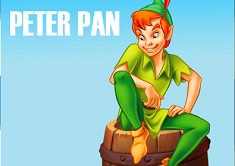 Puzzle cu Peter Pan 2