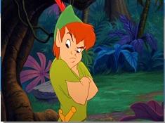 Puzzle cu Peter Pan Bosumflat