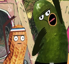 Puzzle cu Pickle si Peanut