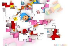 Puzzle cu Pocoyo