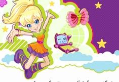Puzzle cu Polly Pocket