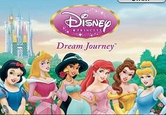 Puzzle cu Printesele Disney