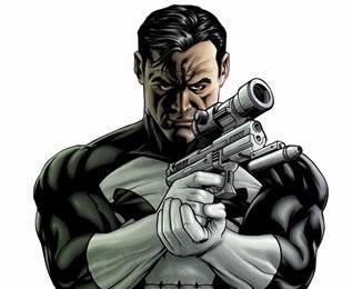 Puzzle cu Punisher