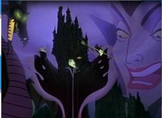 Puzzle cu Puternica Maleficent