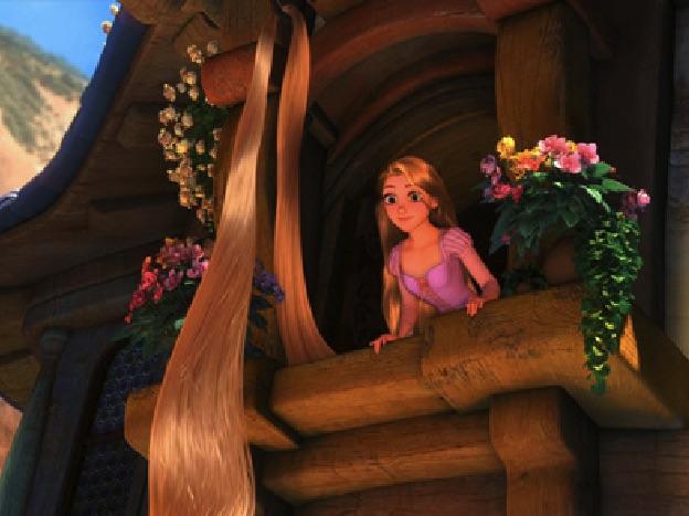 Puzzle cu Rapunzel 3