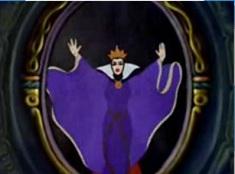 Puzzle cu Regina cea Rea si Oglinda…