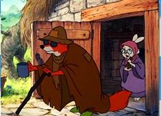 Puzzle cu Robin Hood