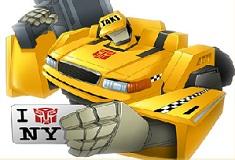 Puzzle cu Robotul Taxi