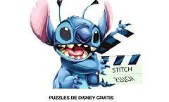 Puzzle cu Stitch