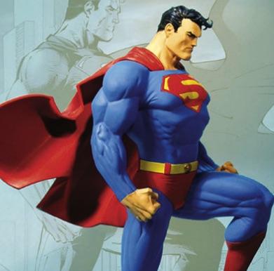 Puzzle cu Superman