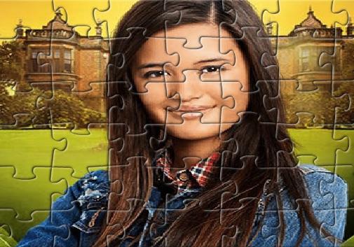 Puzzle cu Tara