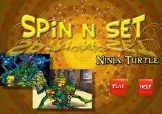 Puzzle cu Testoasele Ninja