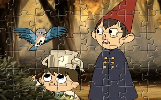Puzzle cu Wirt si Gregory