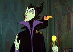 Puzzle Disney cu Maleficent