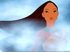 Puzzle Misterios cu Pocahontas