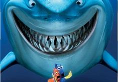 Puzzle Nemo cu Rechinul Mare