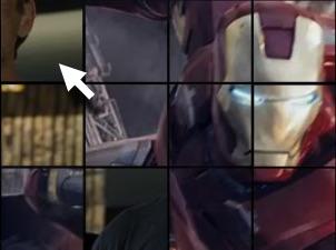 Puzzle Nou cu Avengers