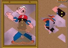 Puzzle Popeye