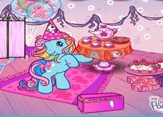 Rainbow Dash Petrecerea cu Ceai