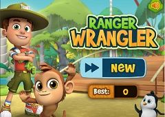 Ranger Rob cu Animalele