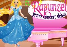 Rapunzel Concert la Pian