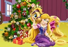 Rapunzel Decoreaza Bradul