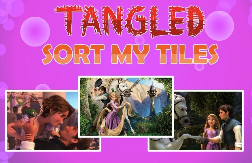 Rapunzel Imagini Puzzle