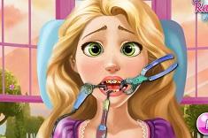 Rapunzel la Dentist